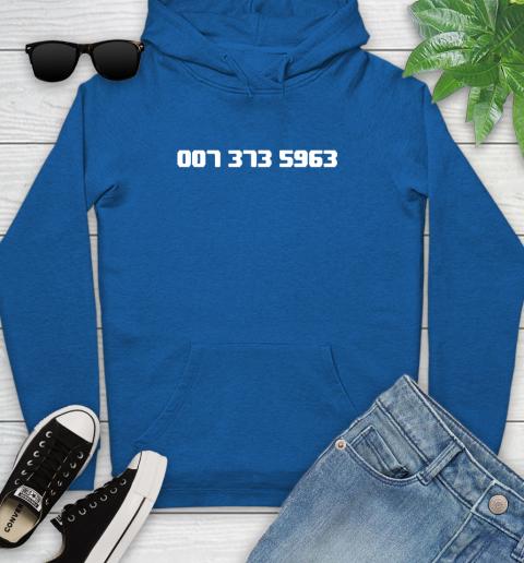 007 373 shirt Youth Hoodie 11