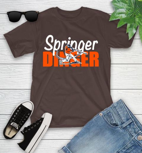 Houston Springer Dinger Fan Shirt Youth T-Shirt 7