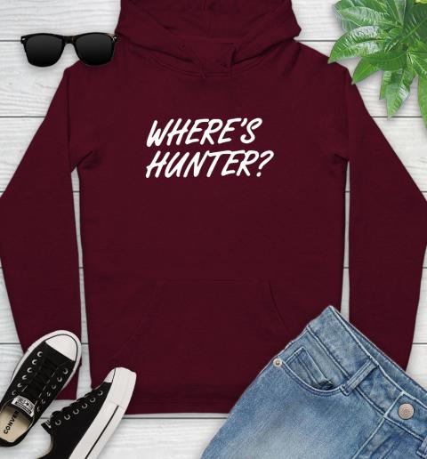 Where Is Hunter Youth Hoodie 7