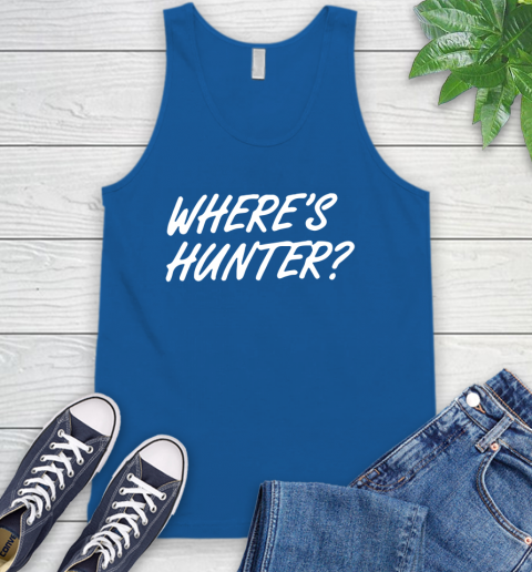 Where Is Hunter Tank Top 4