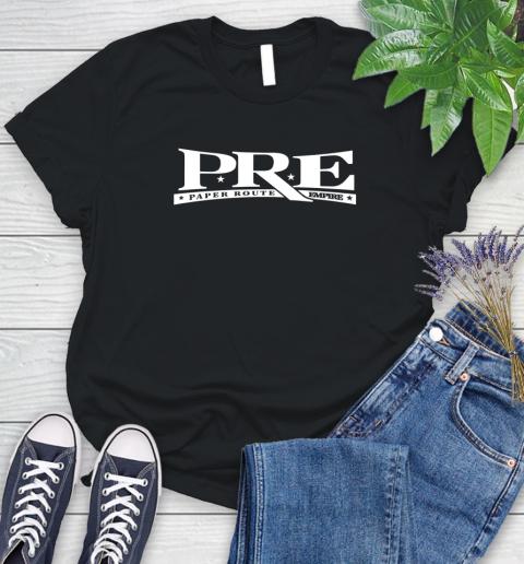 Paper Route Empire Women's T-Shirt 1