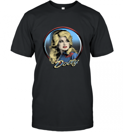US Country Music Singer songwriter Dolly Parton Men T-shirt