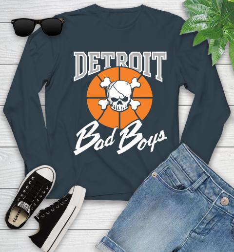 Detroit Bad Boys Youth Long Sleeve 9