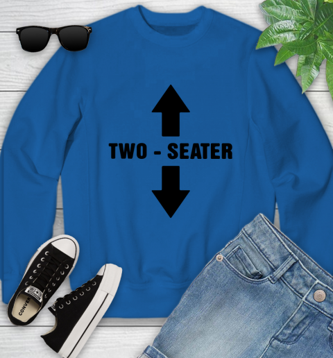 Two Seater Youth Sweatshirt 4