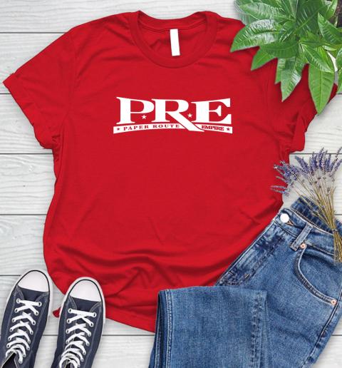 Paper Route Empire Women's T-Shirt 13