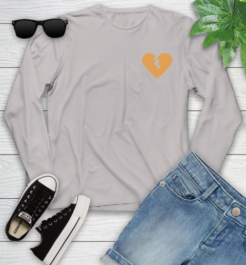 Marcus Lemonis broken heart Youth Long Sleeve 12