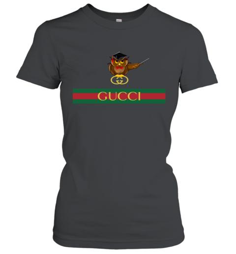 Gucci Logo Owl Premium Women's T-Shirt