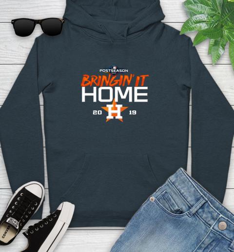 Bringing It Home Astros Youth Hoodie 10