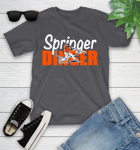 Houston Springer Dinger Fan Shirt Youth T-Shirt 6