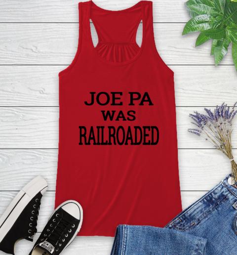 Penn state shirt controversy Racerback Tank 4