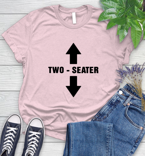 Two Seater Women's T-Shirt 8
