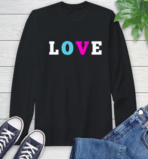 Love Shirt Savannah Guthrie Long Sleeve T-Shirt