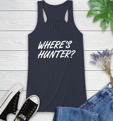 Where Is Hunter Racerback Tank 10