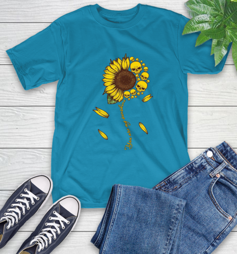 Skull You are my sunshine T-Shirt 8