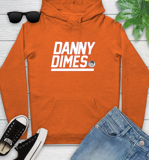 Danny Dimes Ny Giants Youth Hoodie 4