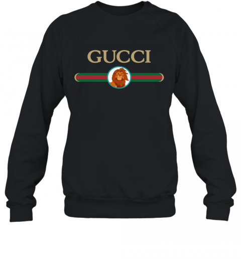 Lion King Simba Gucci Sweatshirt