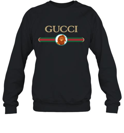 Lion King Simba Gucci Sweatshirt