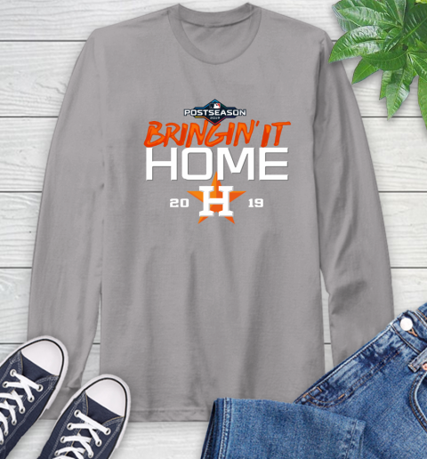 Bringing It Home Astros Long Sleeve T-Shirt 6