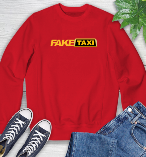 Fake taxi Sweatshirt 10