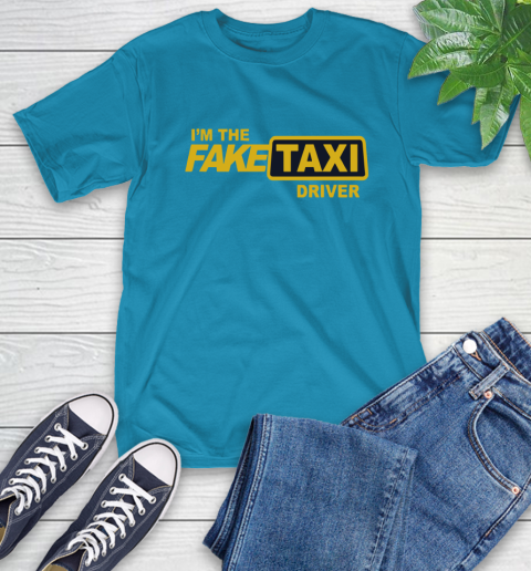 I am the Fake taxi driver T-Shirt 8