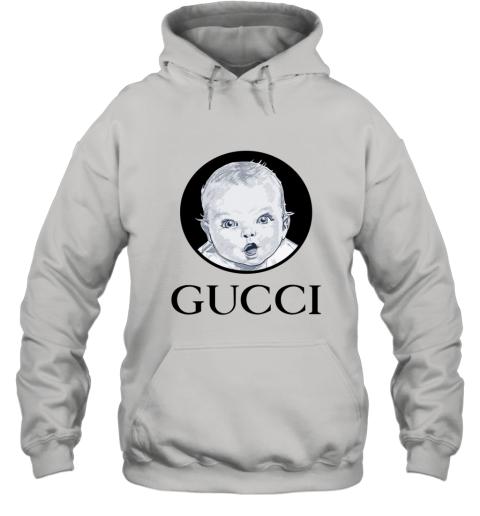 Gerber Gucci Logo Baby Mash Up Hoodie