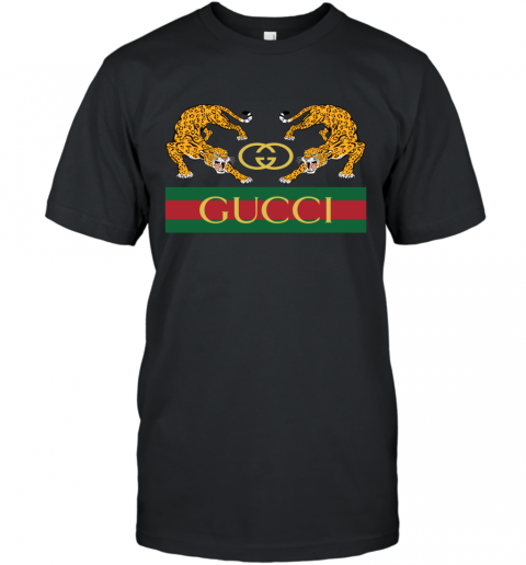 Gucci Jaguar Gucci Polo T-Shirt