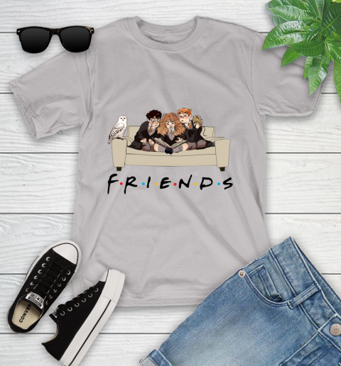 Harry Potter Ron And Hermione Friends Shirt Youth T-Shirt 10