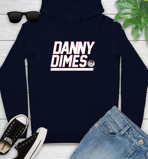 Danny Dimes Ny Giants Youth Hoodie 3