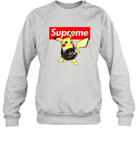 FUNNY PIKACHU SUPREME Sweatshirt
