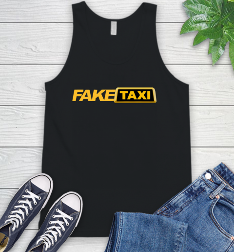 Fake taxi Tank Top 2