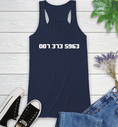 007 373 shirt Racerback Tank 9