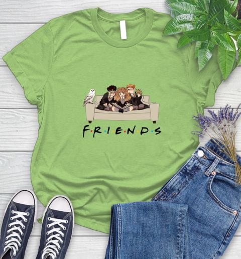 Harry Potter Ron And Hermione Friends Shirt Women's T-Shirt 7
