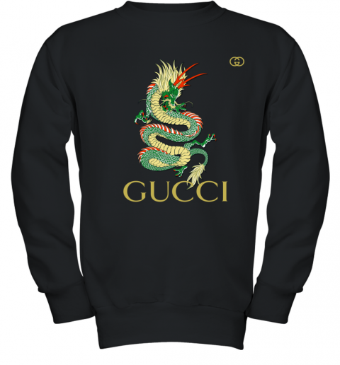 Gucci Dragon Premium Youth Sweatshirt