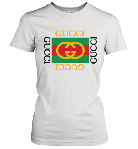 Gucci Logo Limited Edition Women's T-Shirt
