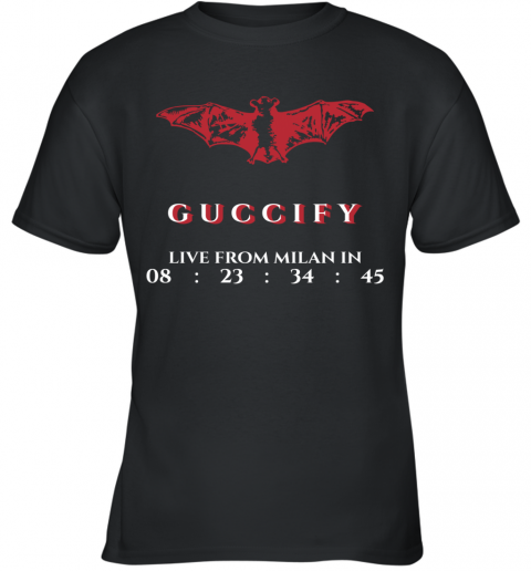Gucci Bat Limited Edition Youth T-Shirt