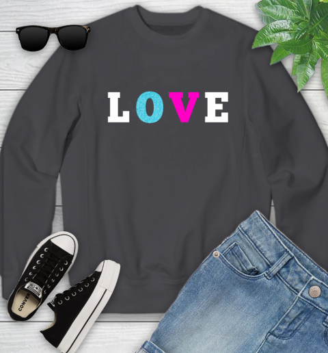 Love Shirt Savannah Guthrie Youth Sweatshirt 5