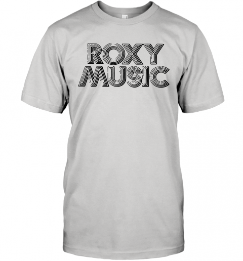 Roxy Music T-Shirt