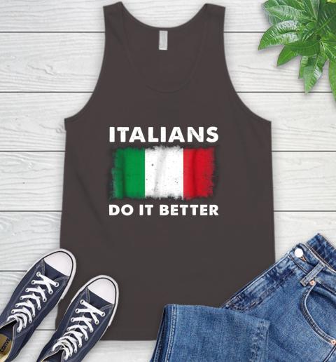 Italians Do It Better Tank Top 6