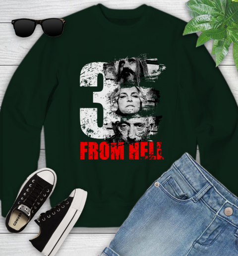 3 From Hell Youth Sweatshirt 9