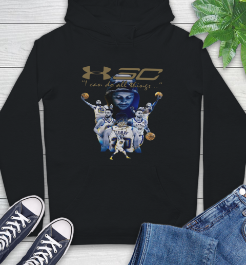 Stephen Curry I Can Do All Things Signature Hoodie 1