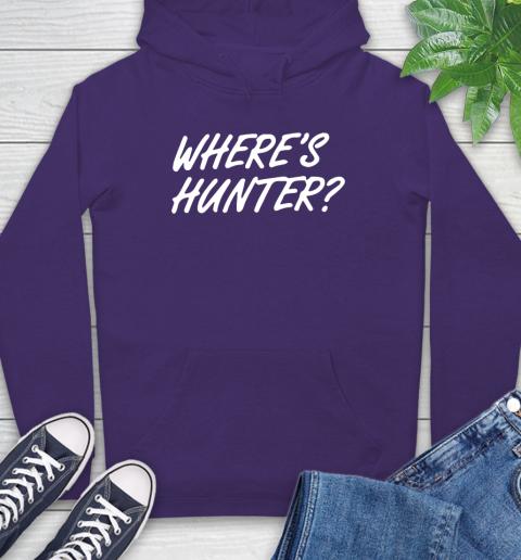 Where Is Hunter Hoodie 5