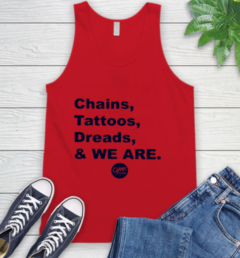 Penn State Chains Tattoos Dreads And We Are Tank Top 4
