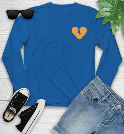 Marcus Lemonis broken heart Youth Long Sleeve 9