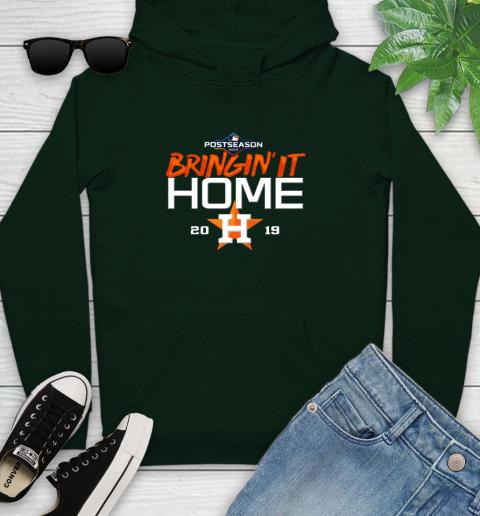 Bringing It Home Astros Youth Hoodie 14