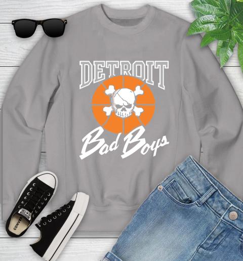 Detroit Bad Boys Youth Sweatshirt 3