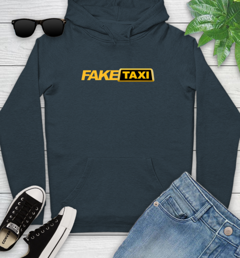 Fake taxi Youth Hoodie 8