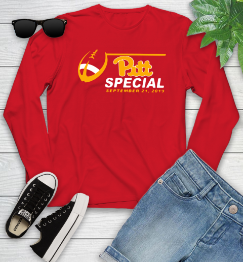 Pitt Special Youth Long Sleeve 11