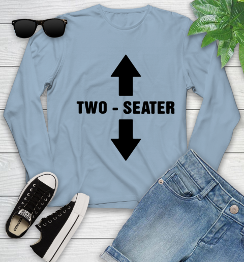 Two Seater Youth Long Sleeve 6