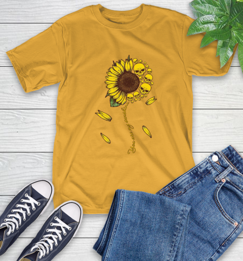 Skull You are my sunshine T-Shirt 3