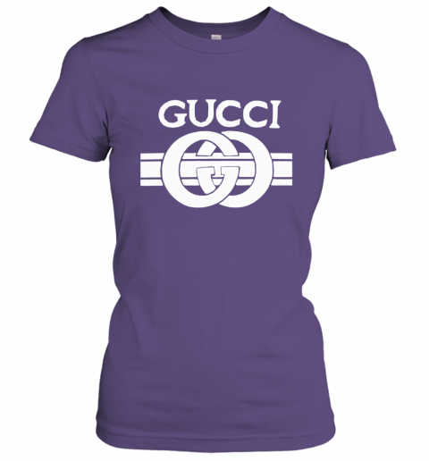 #Gucci Logo White Limited Edition Women's T-Shirt
